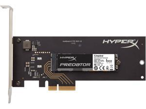 HyperX Predator M.2 2280 960GB PCI-Express 2.0 x4 Internal SSD (with HHHL Adapter) SHPM2280P2H/960G