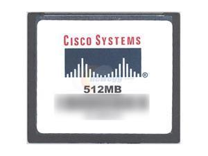 Cisco 512MB Compact Flash (CF) Flash Card For Cisco ASA 5500 Series Model ASA5500-CF-512MB=