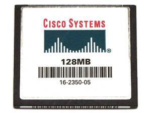 Cisco 128MB Compact Flash (CF) for Cisco 2800 Series Model MEM2800-128CF=
