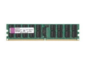 Kingston 4GB 240-Pin DDR2 SDRAM DDR2 400 (PC2 3200) ECC Registered System Specific Memory Model KTD-WS670/4G