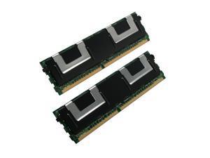 Kingston 16GB (2 x 8GB) 240-Pin DDR2 FB-DIMM ECC Fully Buffered DDR2 667 (PC2 5300) Dual Channel Kit Server Memory Model ...