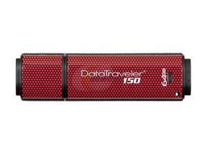 Kingston DataTraveler 150 64GB Flash Drive (USB2.0 Portable)