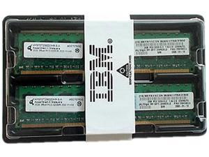 IBM 4GB (2 x 2GB) 240-Pin DDR2 SDRAM Server Memory Kit