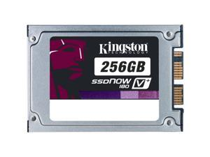 "Kingston SSDNow V+ 180 SVP180S2/256G 1.8"" 256GB SATA II MLC Internal Solid State Drive (SSD)"