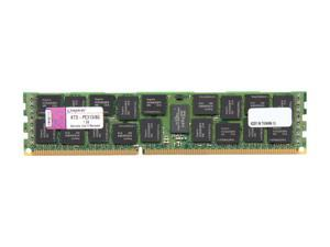 Kingston 8GB 240-Pin DDR3 SDRAM DDR3 1333 (PC3 10600) ECC Registered System Specific Memory Model KTD-PE313/8G