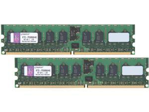 Kingston 4GB (2 x 2GB) 240-Pin DDR2 SDRAM System Specific Memory