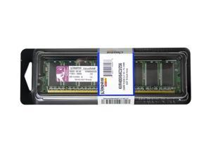 Kingston ValueRAM 256MB 184-Pin DDR SDRAM DDR 400 (PC 3200) System Memory Model KVR400X64C3/256