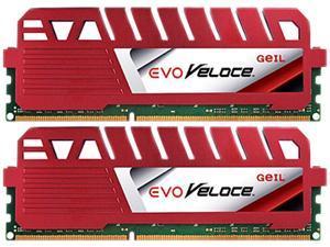 GeIL 8GB (2 x 4GB) 240-Pin DDR3 SDRAM DDR3 1866 (PC3 14900) Desktop Memory Model GEV38GB1866C10DC