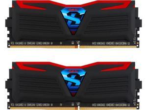 GeIL SUPER LUCE 16GB (2 x 8GB) 288-Pin DDR4 SDRAM DDR4 3000 (PC4 24000) Desktop Memory Model GLR416GB3000C15ADC