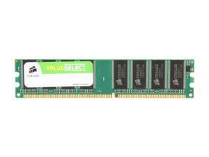 CORSAIR 1GB 184-Pin DDR SDRAM DDR 400 (PC 3200) Desktop Memory Model VS1GB400C3
