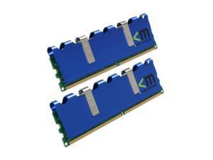 Mushkin Enhanced Blackline 4GB (2 x 2GB) 240-Pin DDR2 SDRAM DDR2 800 (PC2 6400) Dual Channel Kit Desktop Memory Model 996587