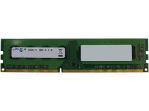 SAMSUNG 4GB 240-Pin DDR3 SDRAM DDR3 1600 (PC3 12800) Desktop Memory Model M378B5273CHO-CH9