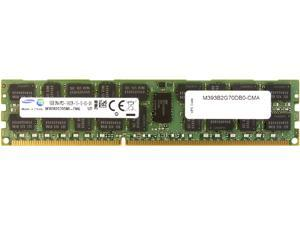 SAMSUNG 16GB 240-Pin DDR3 SDRAM ECC Registered DDR3 1866 Server Memory Model M393B2G70DB0-CMA