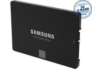 "SAMSUNG 850 EVO 2.5"" 1TB SATA III 3-D Vertical Internal Solid State Drive (SSD) MZ-75E1T0B/AM"