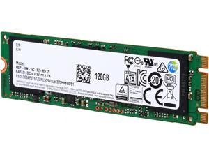 SAMSUNG 850 EVO M.2 120GB SATA III 3-D Vertical Internal SSD Single Unit Version MZ-N5E120BW
