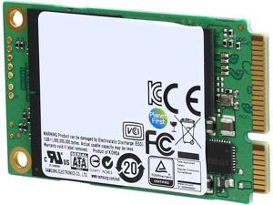 SAMSUNG 850 EVO mSATA 250GB SATA III 3-D Vertical Internal SSD Single Unit Version MZ-M5E250BW