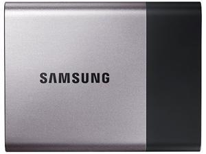 SAMSUNG T3 Portable 500GB USB 3.0 External Solid State Drive