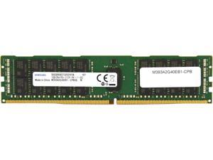Samsung DDR4 2133MHz CL15 16GB RegECC 2Rx4 M393A2G40EB1-CPB 1.2V single pack