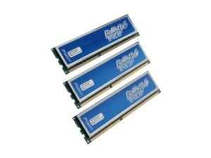 Crucial Ballistix Tracer 6GB (3 x 2GB) 240-Pin DDR3 SDRAM DDR3 1600 (PC3 12800) Desktop Memory w/ Blue LEDs