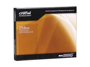 "Crucial RealSSD C300 2.5"" 256GB SATA III MLC Internal Solid State Drive (SSD) CTFDDAC256MAG-1G1"