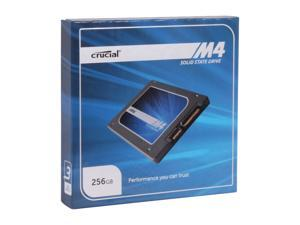 "Crucial M4 CT256M4SSD2 2.5"" MLC Internal Solid State Drive (SSD)"