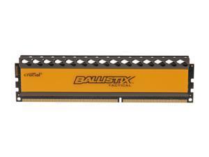 Crucial Ballistix Tactical 4GB 240-Pin DDR3 SDRAM DDR3 1333 (PC3 10600) Desktop Memory Model BLT4G3D1337DT1TX0