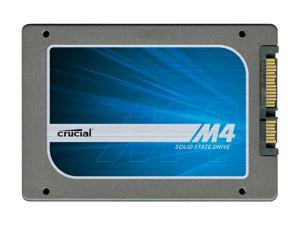 "Crucial M4 CT128M4SSD2BAA 2.5"" MLC Internal Solid State Drive (SSD)"