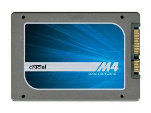 "Crucial M4 CT256M4SSD2BAA 2.5"" MLC Internal Solid State Drive (SSD)"