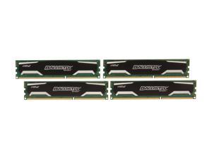 Ballistix Sport 32GB (4 x 8GB) 240-Pin DDR3 SDRAM DDR3 1600 (PC3 12800) Desktop Memory Model BLS4KIT8G3D1609DS1S00