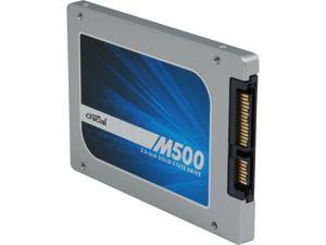 "Crucial M500 CT240M500SSD1 2.5"" 240GB SATA III MLC Internal Solid State Drive (SSD)"