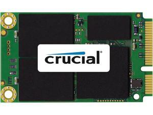 Crucial M500 CT120M500SSD3 120GB Mini-SATA (mSATA) MLC Internal Solid State Drive (SSD)