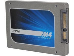 """Manufacturer Recertified Crucial M4 CT256M4SSD2 2.5"""" 256GB SATA III MLC Internal Solid State Drive (SSD)"""