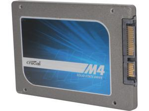 "Manufacturer Recertified Crucial M4 CT256M4SSD1 2.5"" 256GB SATA III MLC 7mm Internal Solid State Drive (SSD)"