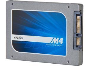 "Manufacturer Recertified Crucial M4 CT512M4SSD2 2.5"" 512GB SATA III MLC Internal Solid State Drive (SSD)"