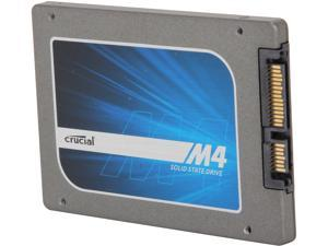 "Manufacturer Recertified Crucial M4 2.5"" 128GB SATA III MLC 7mm Internal Solid State Drive (SSD) CT128M4SSD1"