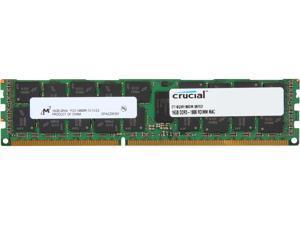 Crucial 16GB DDR3 1866 (PC3 14900) ECC Registered Memory For Mac Pro Systems Model CT16G3R186DM