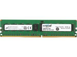 Crucial 8GB 288-Pin DDR4 SDRAM ECC Registered DDR4 2133 (PC4 17000) Server Memory Model CT8G4RFS4213