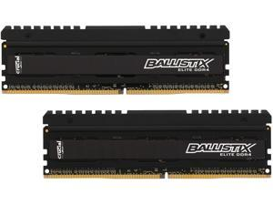 Ballistix Elite 8GB (2 x 4GB) 288-Pin DDR4 SDRAM DDR4 2666 (PC4 21300) Performance Memory Model BLE2K4G4D26AFEA