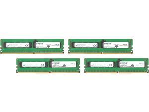 Crucial 32GB (4 x 8GB) 288-Pin DDR4 SDRAM ECC Registered DDR4 2133 (PC4 17000) Server Memory Model CT4K8G4RFD8213