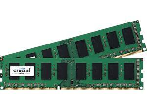 Crucial 4GB (2 x 2GB) 204-Pin DDR3 SO-DIMM DDR3 1600 (PC3 12800) Laptop Memory Model CT2K25664BA160BA