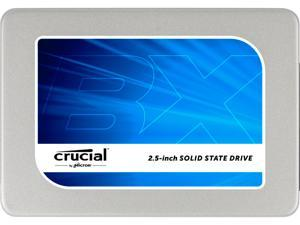 "Crucial BX200 2.5"" 240GB SATA III Internal Solid State Drive (SSD) CT240BX200SSD1"