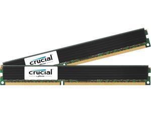 Crucial 16GB (2 x 8GB) 240-Pin DDR3 SDRAM ECC Registered DDR3L 1600 (PC3L 12800) Server Memory Model CT2K8G3ERVLD8160B