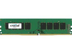 Crucial 8GB 288-Pin DDR4 SDRAM DDR4 2133 (PC4 17000) Desktop Memory Model CT8G4DFS8213