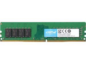 Crucial 16GB Single DDR4 2133 MT/s (PC4-17000) DIMM 288-Pin Memory - CT16G4DFD8213