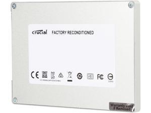 "Crucial MX100 2.5"" 256GB SATA III MLC Internal Solid State Drive (SSD) CT256MX100SSD1 - Factory Recertified"