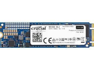 Crucial MX300 M.2 2280 275GB TLC Internal Solid State Drive (SSD) CT275MX300SSD4
