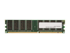 AllComponents 1GB 184-Pin DDR SDRAM DDR 400 (PC 3200) Desktop Memory Model AC400X64/1024/16C