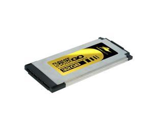 Wintec FileMate SolidGO 3FMS4U32M-WR 32GB ExpressCard 34 with Mini USB 2.0 External Solid State Drive (SSD)