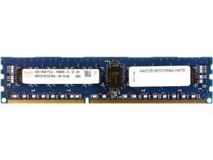 Hynix 4GB 240-Pin DDR3 SDRAM ECC Registered DDR3L 1333 Server Memory Model HMT351R7CFR8A-H9T8