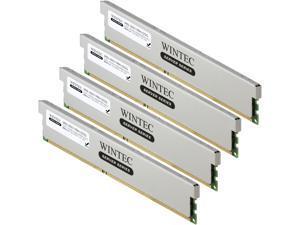 Wintec 32GB (4 x 8GB) 240-Pin DDR3 SDRAM ECC Registered DDR3L 1600 (PC3 12800) Server Memory Model 3RSL160011R9H-32GQ